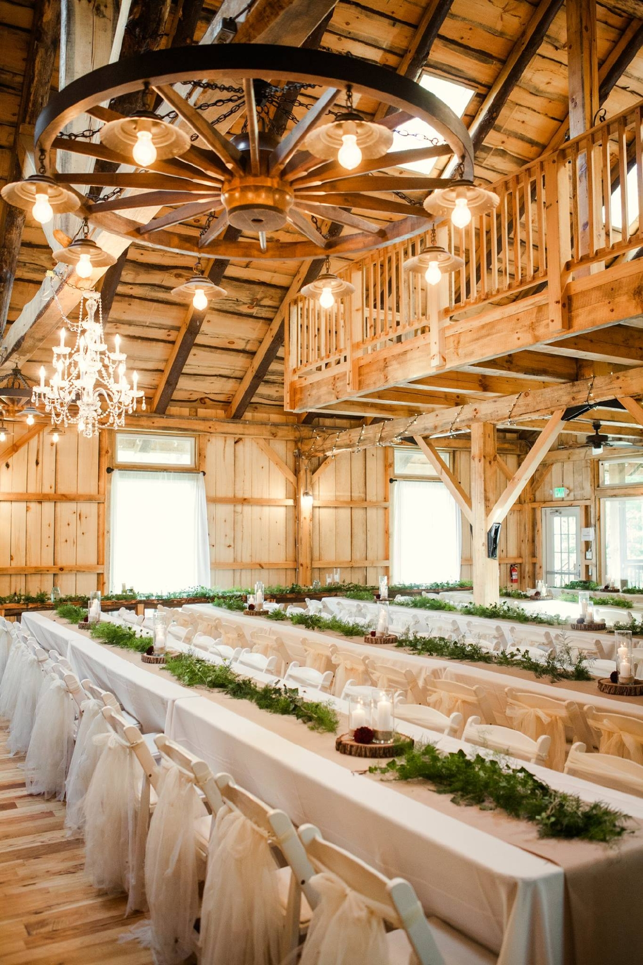 The Mohicans is an event center known for its huge barn, luxury cabins, and world famous treehouses. ADDRESS: 22650 Vess Road, Glenmont, OH 44628 / Image courtesy of The Mohicans // Published: 12.27.16