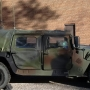 Sheriff's Office: Humvee stolen from Georgetown National Guard Armory