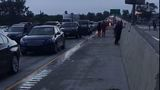 Both directions of freeway 99 shut down south of Bakersfield for hours