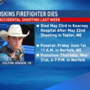 Nebraska firefighter killed in accidental shooting