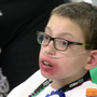 Family holds special birthday party for teen battling rare disease