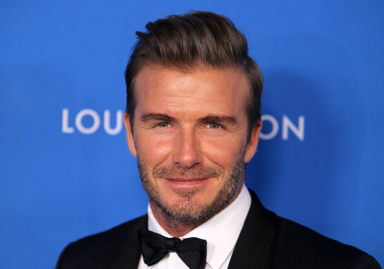 6th Biennial UNICEF Ball at the Beverly Wilshire Hotel - Arrivals                                    Featuring: David Beckham                  Where: Los Angeles, California, United States                  When: 13 Jan 2016                  Credit: FayesVision/WENN.com