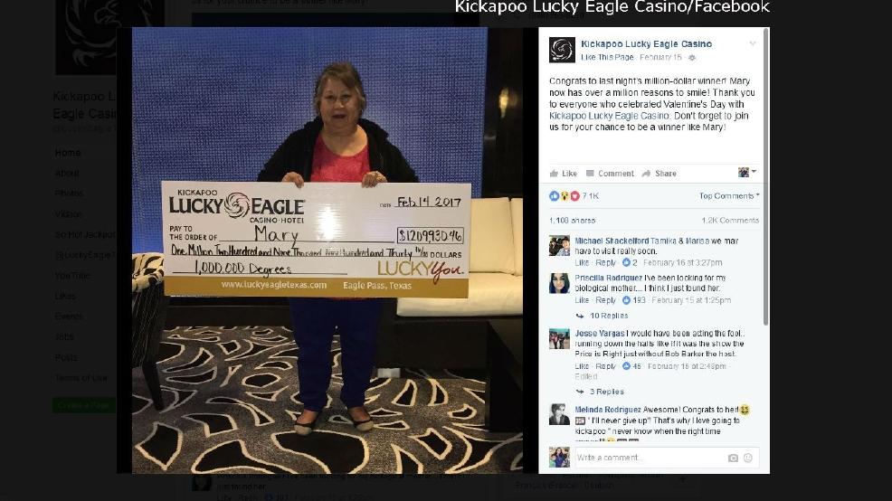 Kickapoo casino hotel 11