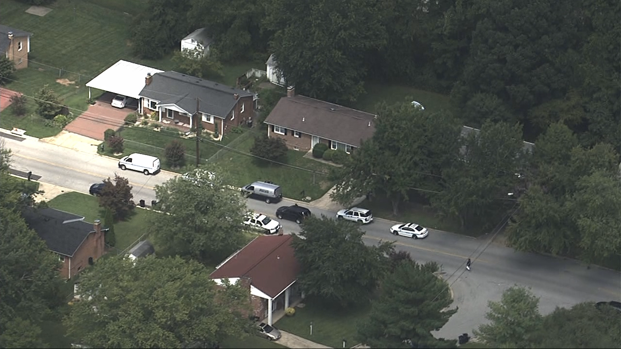 Police: 3 juveniles found dead in a home in Clinton, Md. (Photo: SkyTrak7)