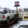 TFD and towing companies prepare for busy workload as snow falls
