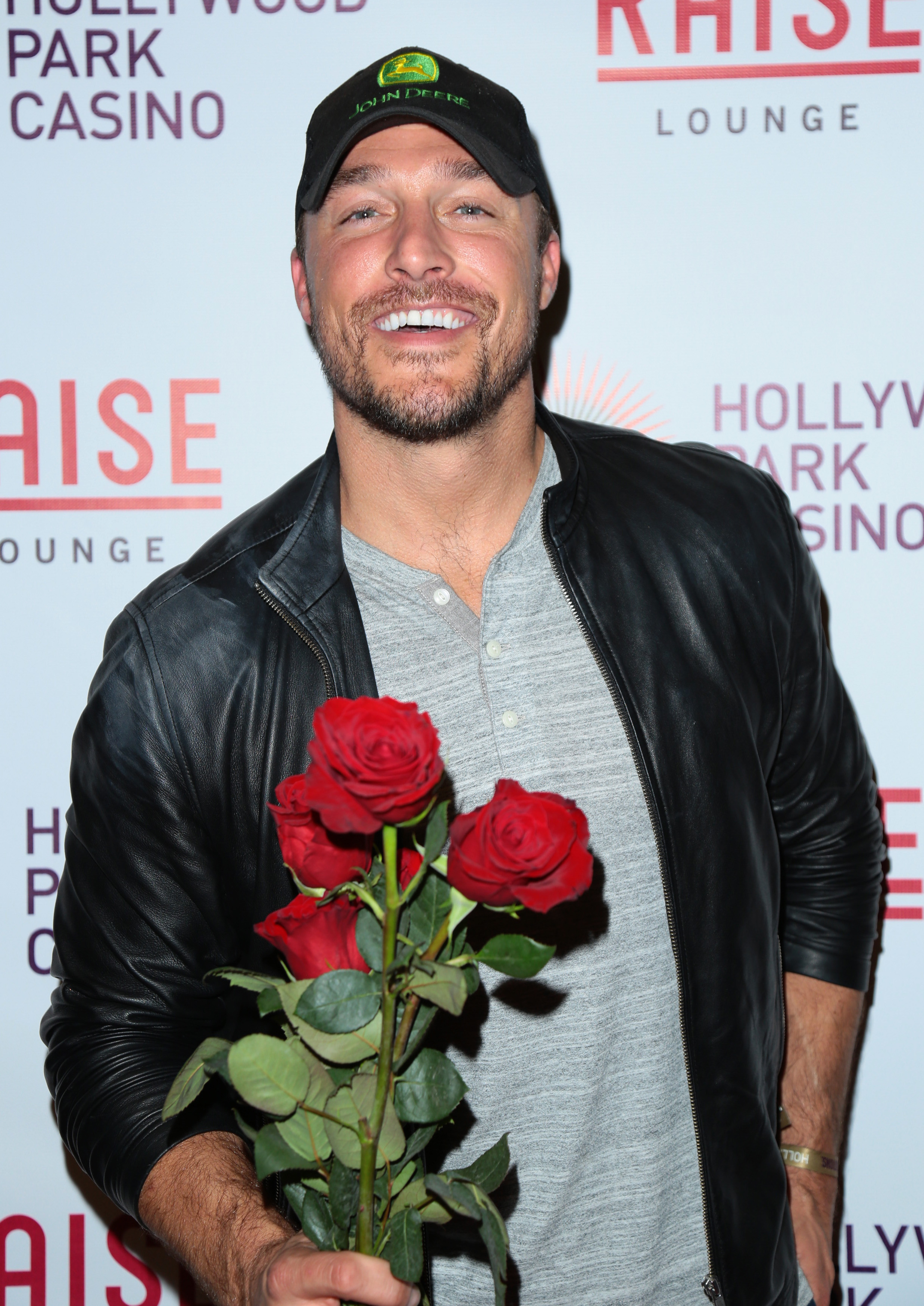 The Bachelor season finale viewing party at Hollywood Park Casino  Featuring: Chris Soules Where: Los Angeles, California, United States When: 13 Mar 2017 Credit: Guillermo Proano/WENN.com
