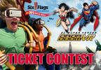 Six Flags Magic Mountain Ticket Contest