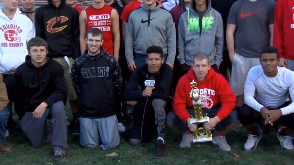 11.10.15: Wheeling Hospital/WTOV9 Team of the Week: Toronto