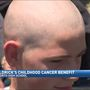 Clovis North: fighting cancer by cutting hair