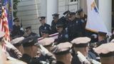 Thousands pay last respects to Weymouth police officer