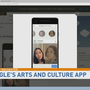 Be careful with Google Arts & Culture App