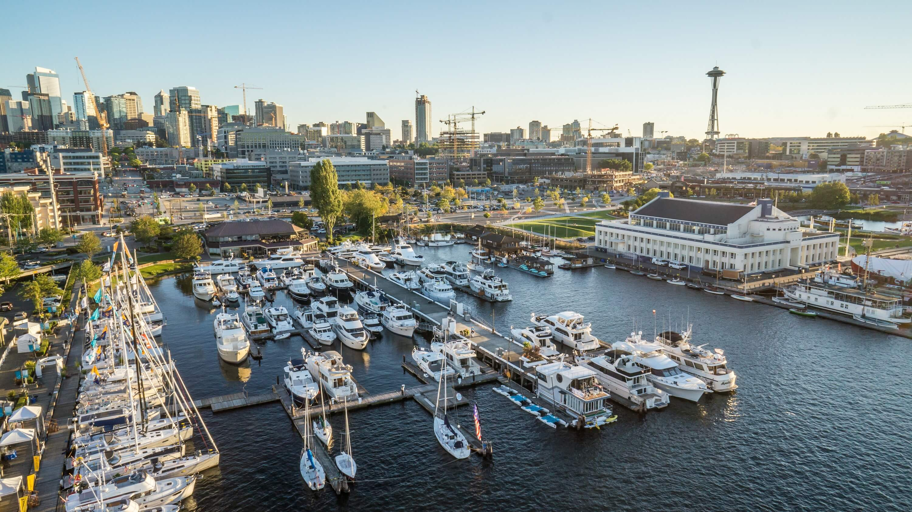 Check out the Washington Waterfront Home Tour June 23-24 to see these fabulous boats and the other beautiful properties along our state's shores.