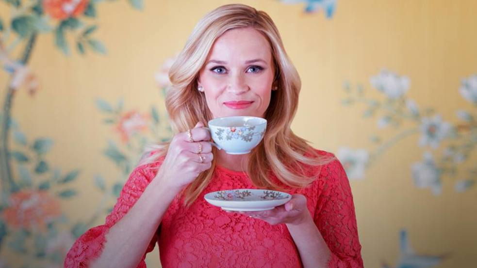 Reese Witherspoon, Whiskey in a Teacup (Promotional photo via Gaillard Center)