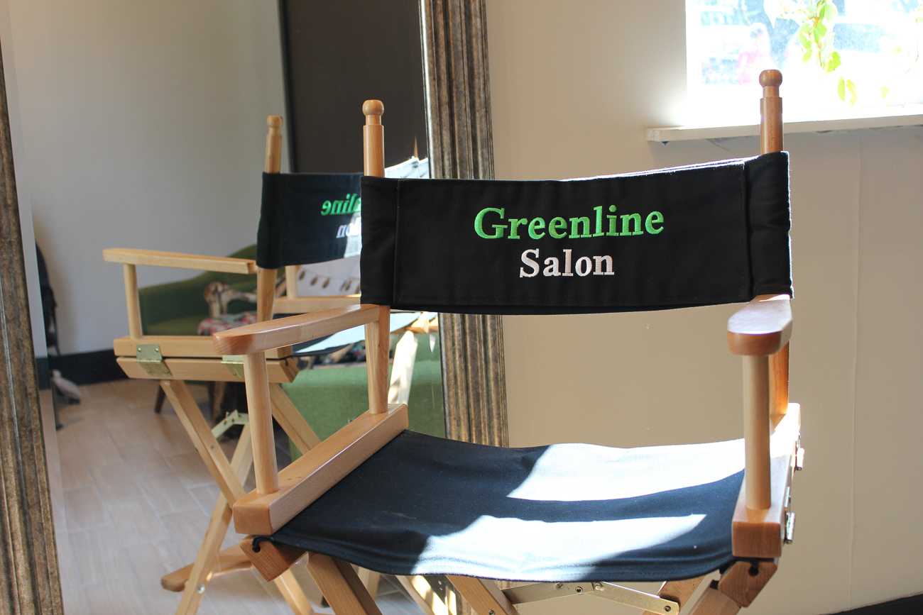 Greenline Salon has been saving peoples' hair and the environment since 2013. Located at the corner of West 6th and Russell Streets in Covington, Greenline's eclectic atmosphere and passion for using products that are as green as their building's walls keep clients coming back again and again. ADDRESS: 201 West 6th Street (41011) / Image: Katie Robinson, Cincinnati Refined // Published: 9.17.18