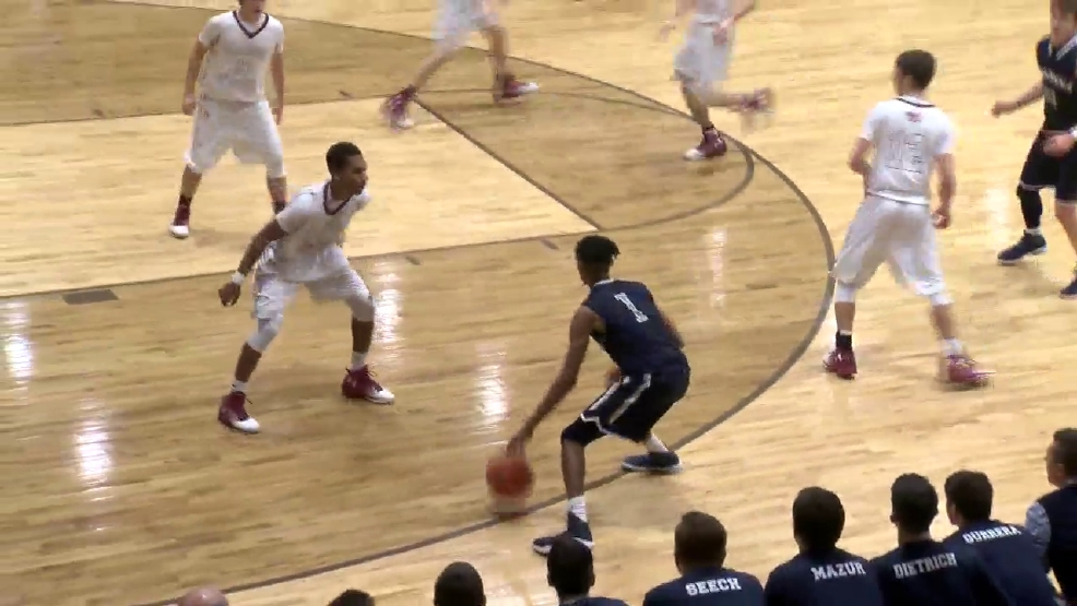 3.2.17 Video- Wheeling Central vs. Madonna- high school boys basketball