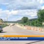 State Route 7 traffic delays expected Monday and Tuesday