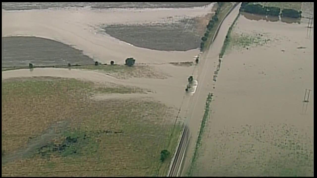 Heavy rain, flooding leads to evacuations, highway ...