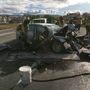 Crash on Idaho 44 slows traffic