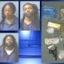 Five arrested on drug charges in Orangeburg