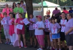 Targeting Cancer: Annual tournament takes a swing at breast cancer