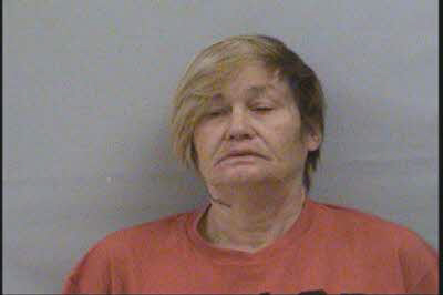 Allison Michelle Smith, 51, of Souther Road in Old Fort, one count each of conspiracy to traffic methamphetamine and continuing a criminal enterprise; $5 million bond. Photo: State Bureau of Investigation