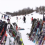 Holiday weekend draws skiers, snowboarders to northern Michigan