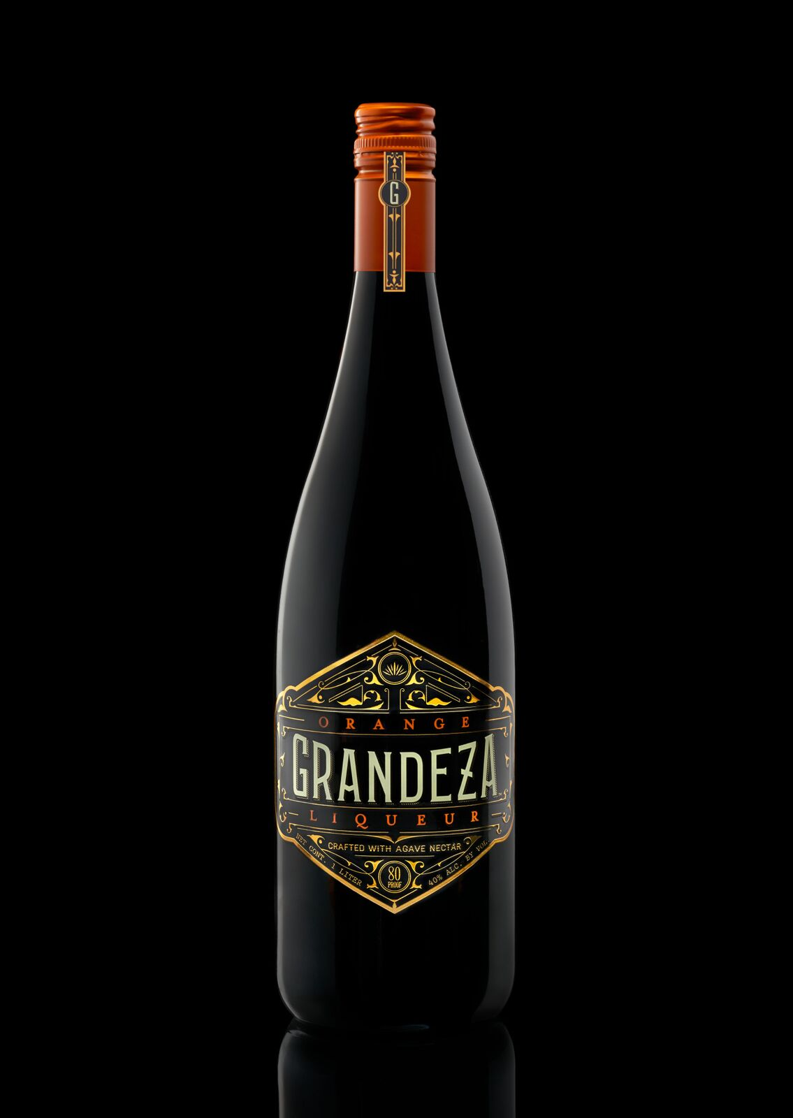 (Image courtesy of Grandeza Orange Liqueur).