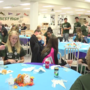 West High hosts Thanksgiving for local senior citizens