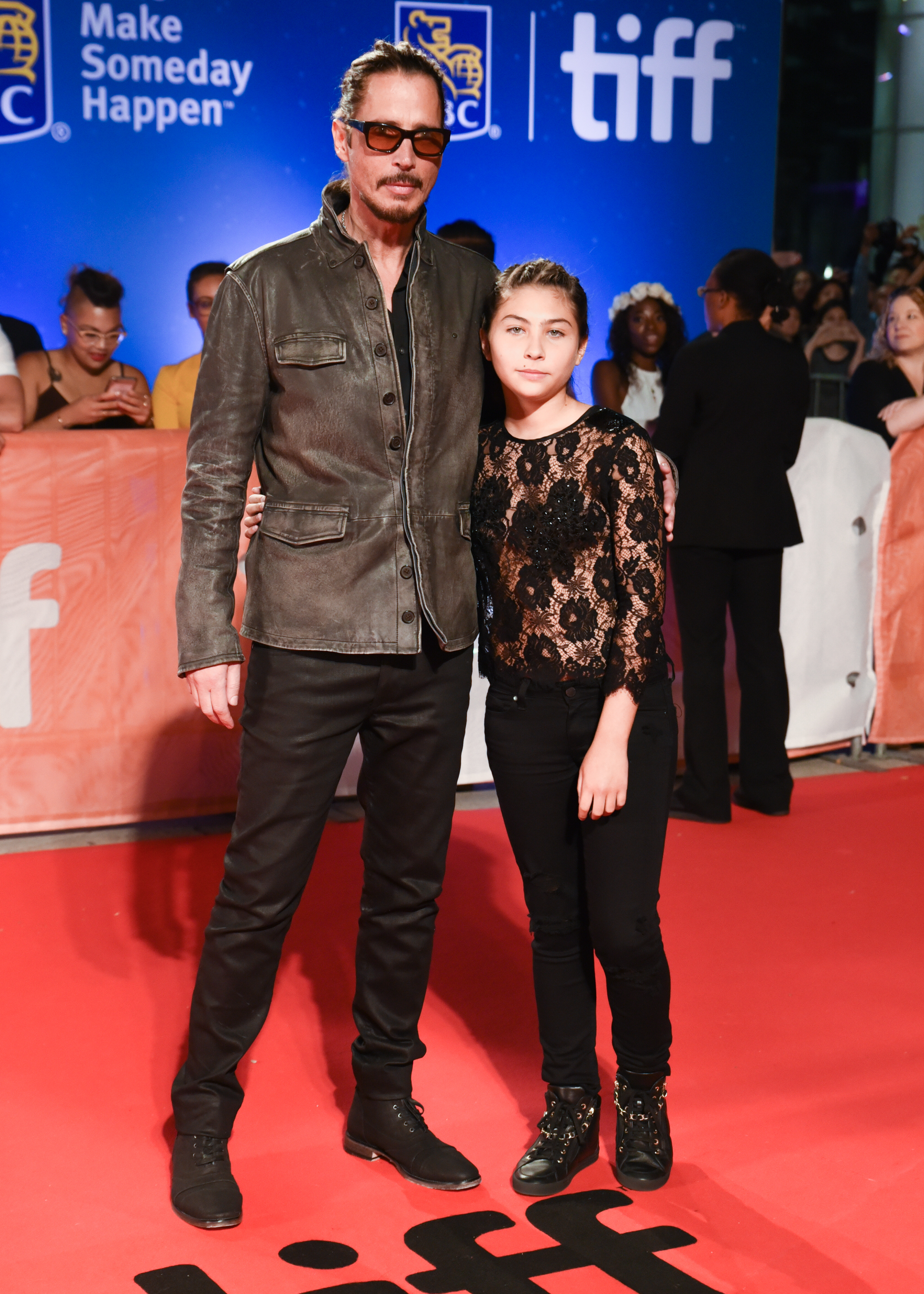 41st Toronto International Film Festival - 'The Promise' - Premiere                                    Featuring: Chris Cornell                  Where: Toronto, Canada                  When: 11 Sep 2016                  Credit: Jaime Espinoza/WENN.com