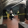 Police investigating fight at Van Ness Metro station that led to man getting face slashed