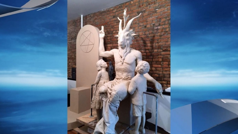 Satanic statue one step closer to being on State Capitol grounds