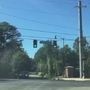 New traffic signal on Forest Hill Road