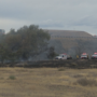 Greenway fire along I-82 causes heavy traffic delays in Yakima
