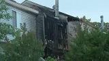 Va. house fire, explosion sound rattles neighbors; homeowner allegedly leaves before blaze