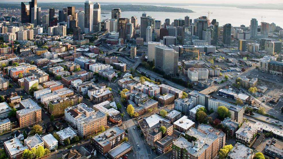 Capitol Hill one of Seattle's hottest neighborhoods -- literally