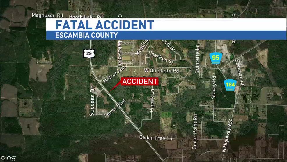 Man dead after single vehicle crash on Highway 29 | WEAR