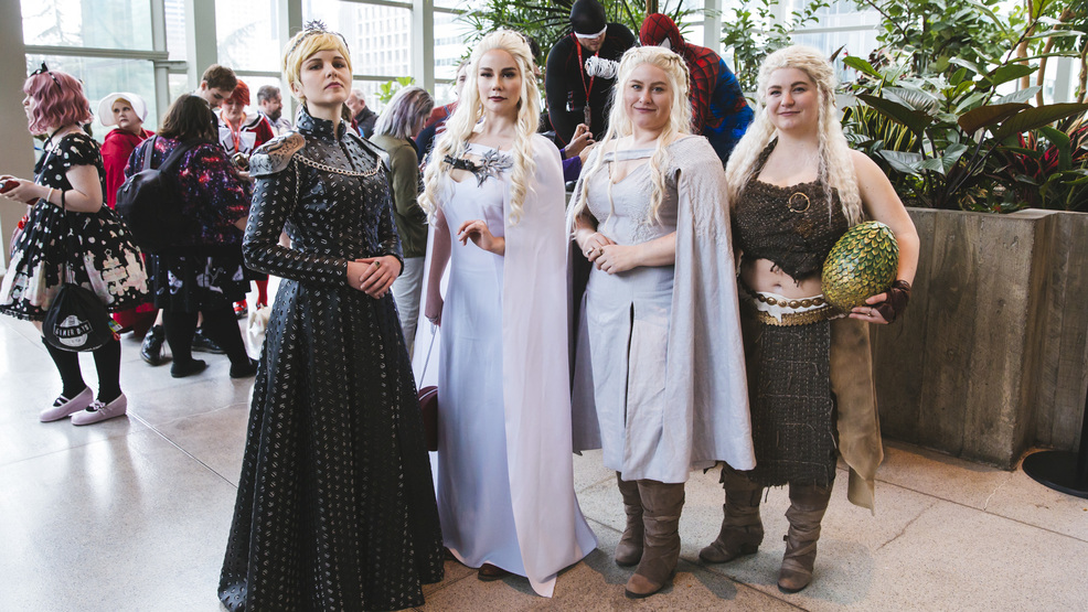 Photos: Amazing costumes kick off Emerald City Comic Con