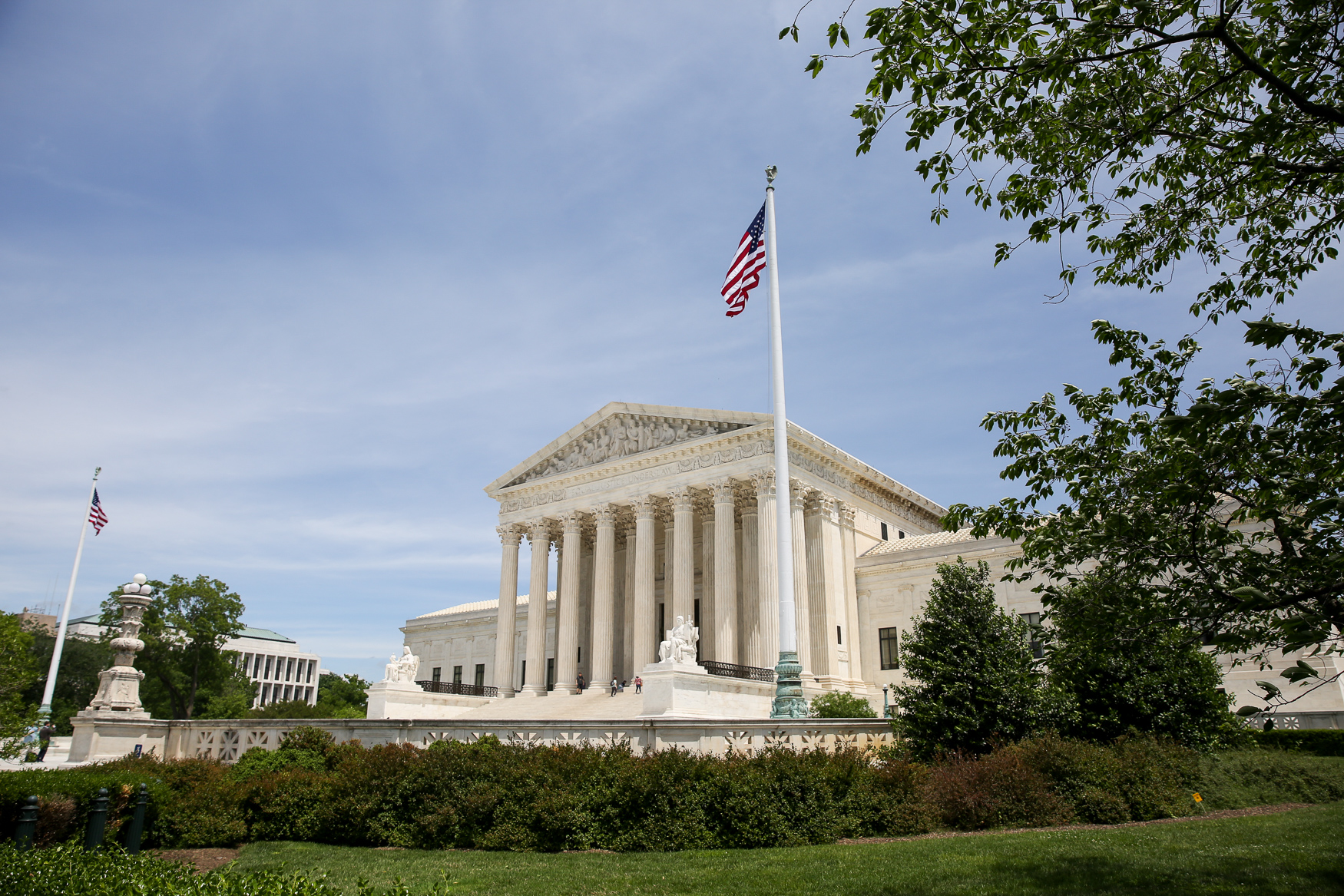 Fun fact! The Supreme Court didn't have a permanent location to adjourn until 1810.