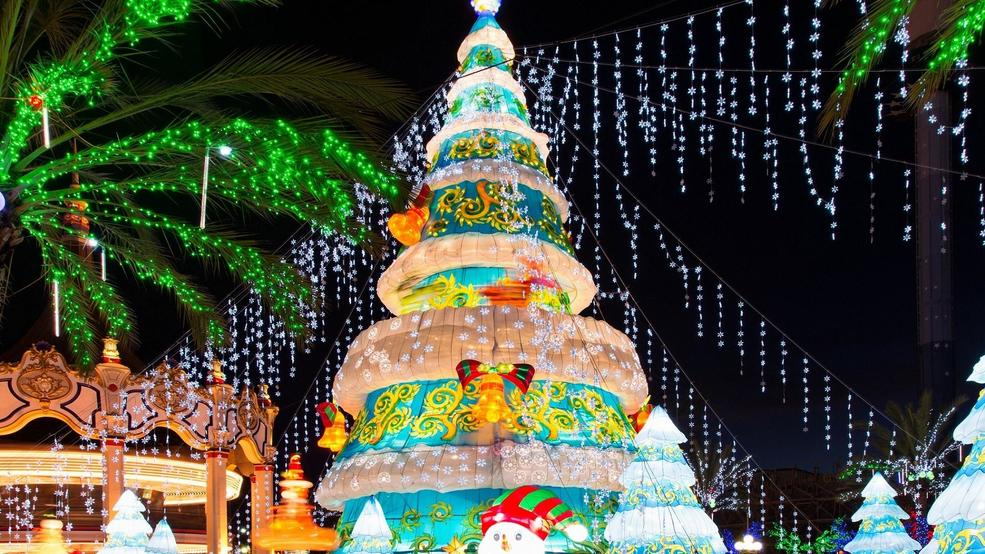 Global Winter Wonderland Making Las Vegas Debut On Dec 14 Ksnv