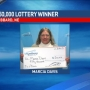 Hubbard, NE woman wins $50,000 from scratch game