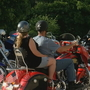Thousands of motorcycles roll into DC area for 31st annual Rolling Thunder