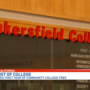Free tuition for first year Bakersfield College students