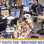 Ashley spends the morning with Wease and the gang