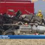 5 dead, 1 injured after big rig crash in Fresno County