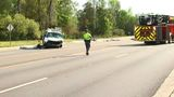 Woman cited for 'driving left of center' after Socastee crash that left 10 people injured