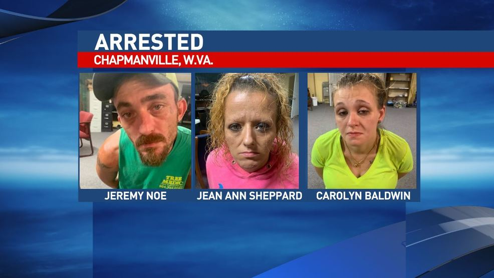 Police: Pregnant woman, two others arrested after suspected drugs