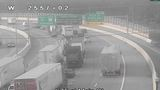3 vehicles involved in crash on I-75 SB at Main Street