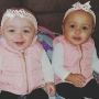 Photo: Biracial twins born in Illinois