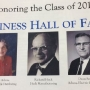Quincy Chamber inducts 3 leaders into Business Hall of Fame