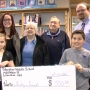 Follansbee Middle students raise money to donate to charity